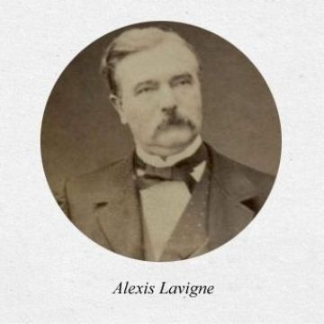 Alexis Lavigne founder of Esmod