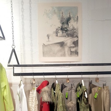 Art and Fashion at the ESMOD Fashion Store
