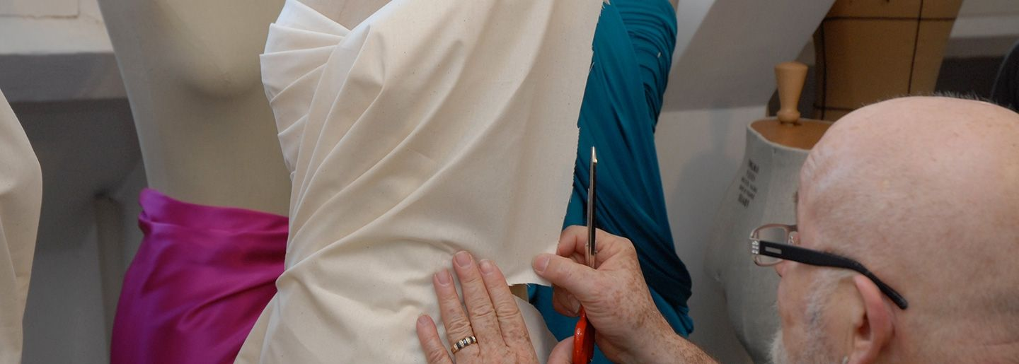 Haute Couture Draping